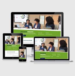 Les Services Financiers KNC-website